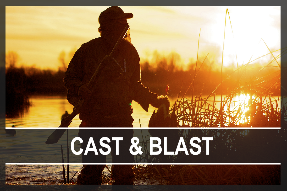 Texas Cast And Blast - North Texas Waterfowl